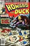 Howard the Duck #15 comic books - cover scans photos Howard the Duck #15 comic books - covers, picture gallery