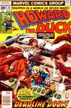 Howard the Duck #16 comic books - cover scans photos Howard the Duck #16 comic books - covers, picture gallery