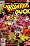 Howard the Duck #18 comic books - cover scans photos Howard the Duck #18 comic books - covers, picture gallery