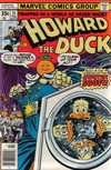 Howard the Duck #21 comic books - cover scans photos Howard the Duck #21 comic books - covers, picture gallery
