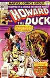 Howard the Duck #22 comic books - cover scans photos Howard the Duck #22 comic books - covers, picture gallery