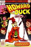Howard the Duck #26 comic books - cover scans photos Howard the Duck #26 comic books - covers, picture gallery