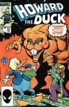 Howard the Duck #32 comic books - cover scans photos Howard the Duck #32 comic books - covers, picture gallery