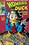 Howard the Duck #33 comic books - cover scans photos Howard the Duck #33 comic books - covers, picture gallery