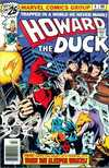 Howard the Duck #4 comic books - cover scans photos Howard the Duck #4 comic books - covers, picture gallery