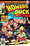 Howard the Duck #5 comic books - cover scans photos Howard the Duck #5 comic books - covers, picture gallery