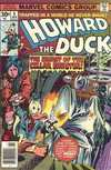 Howard the Duck #6 comic books - cover scans photos Howard the Duck #6 comic books - covers, picture gallery