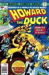 Howard the Duck #7 comic books - cover scans photos Howard the Duck #7 comic books - covers, picture gallery