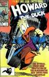 Howard the Duck: The Movie #1 cheap bargain discounted comic books Howard the Duck: The Movie #1 comic books