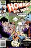 Howard the Duck: The Movie #2 Comic Books - Covers, Scans, Photos  in Howard the Duck: The Movie Comic Books - Covers, Scans, Gallery
