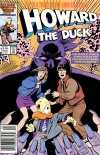 Howard the Duck: The Movie #3 Comic Books - Covers, Scans, Photos  in Howard the Duck: The Movie Comic Books - Covers, Scans, Gallery