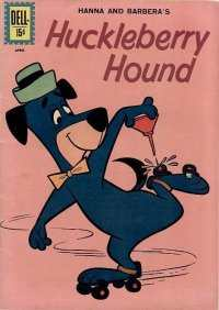 Huckleberry Hound #16 Comic Books - Covers, Scans, Photos  in Huckleberry Hound Comic Books - Covers, Scans, Gallery