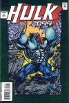 Hulk 2099 #1 comic books for sale