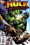 Hulk: Destruction #4 comic books - cover scans photos Hulk: Destruction #4 comic books - covers, picture gallery