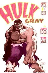 Hulk: Gray #1 comic books - cover scans photos Hulk: Gray #1 comic books - covers, picture gallery
