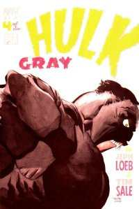 Hulk: Gray #4 Comic Books - Covers, Scans, Photos  in Hulk: Gray Comic Books - Covers, Scans, Gallery