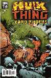 Hulk & Thing: Hard Knocks comic books