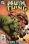 Hulk & Thing: Hard Knocks #3 comic books for sale
