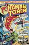 Human Torch #5 comic books - cover scans photos Human Torch #5 comic books - covers, picture gallery