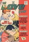 I Love You #38 comic books for sale