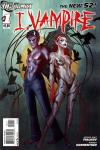 I Vampire comic books