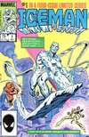 Iceman comic books