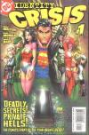 Identity Crisis #1 comic books - cover scans photos Identity Crisis #1 comic books - covers, picture gallery