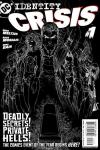 Identity Crisis #1 comic books for sale