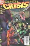 Identity Crisis #3 comic books for sale