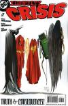 Identity Crisis #7 comic books - cover scans photos Identity Crisis #7 comic books - covers, picture gallery