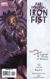 Immortal Iron Fist #10 comic books - cover scans photos Immortal Iron Fist #10 comic books - covers, picture gallery