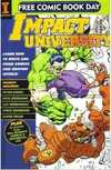 Impact University comic books