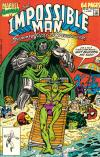 Impossible Man Summer Vacation Spectacular comic books
