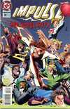 Impulse #3 comic books - cover scans photos Impulse #3 comic books - covers, picture gallery