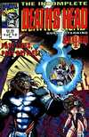 Incomplete Death's Head #1 comic books - cover scans photos Incomplete Death's Head #1 comic books - covers, picture gallery