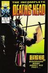 Incomplete Death's Head #6 comic books for sale