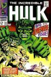 Incredible Hulk #102 comic books - cover scans photos Incredible Hulk #102 comic books - covers, picture gallery