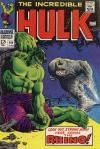 Incredible Hulk #104 comic books - cover scans photos Incredible Hulk #104 comic books - covers, picture gallery