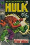 Incredible Hulk #106 comic books for sale