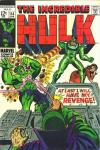 Incredible Hulk #114 comic books - cover scans photos Incredible Hulk #114 comic books - covers, picture gallery