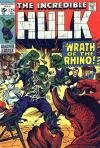 Incredible Hulk #124 comic books for sale