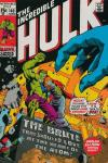 Incredible Hulk #140 comic books for sale