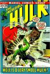 Incredible Hulk #154 comic books - cover scans photos Incredible Hulk #154 comic books - covers, picture gallery