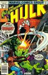Incredible Hulk #221 comic books for sale