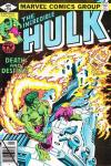 Incredible Hulk #243 comic books for sale
