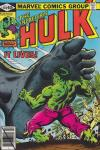 Incredible Hulk #244 comic books for sale