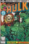 Incredible Hulk #248 comic books - cover scans photos Incredible Hulk #248 comic books - covers, picture gallery