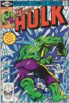 Incredible Hulk #262 comic books for sale