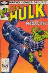 Incredible Hulk #275 comic books - cover scans photos Incredible Hulk #275 comic books - covers, picture gallery