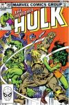 Incredible Hulk #282 cheap bargain discounted comic books Incredible Hulk #282 comic books
